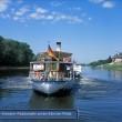 Raddampfer auf der Elbe Eko 049-20
